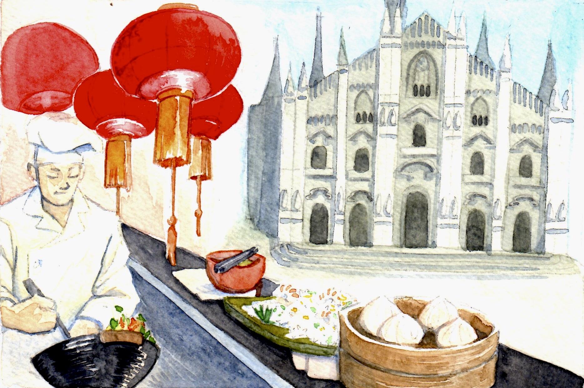 Milanesizzato Cinese