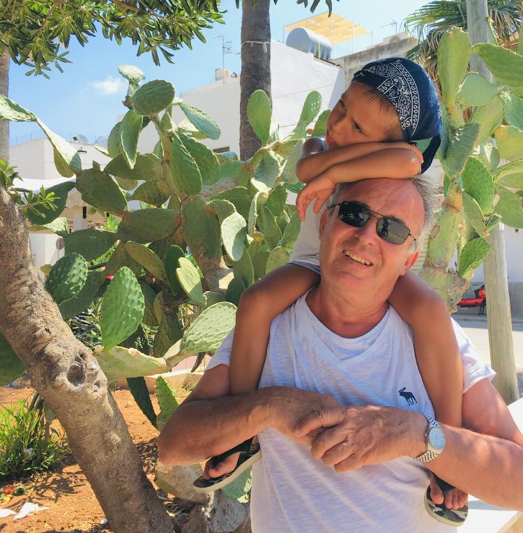 Nonno e Nico