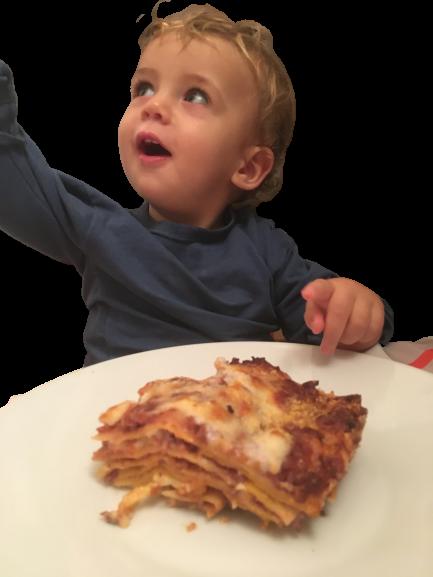 Lasagna, la coccola sotto forma di cibo