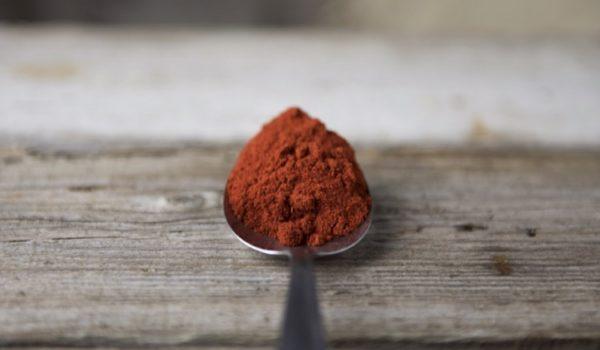 cucchiaino di paprika